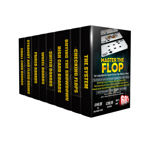 Master The Flop