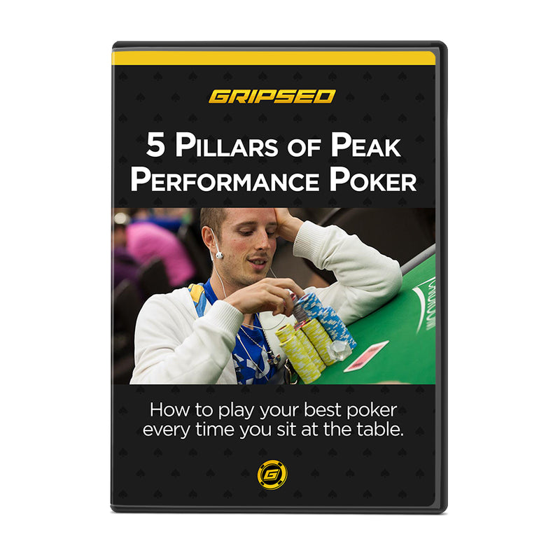 5 Pillars of Peak Performance Poker