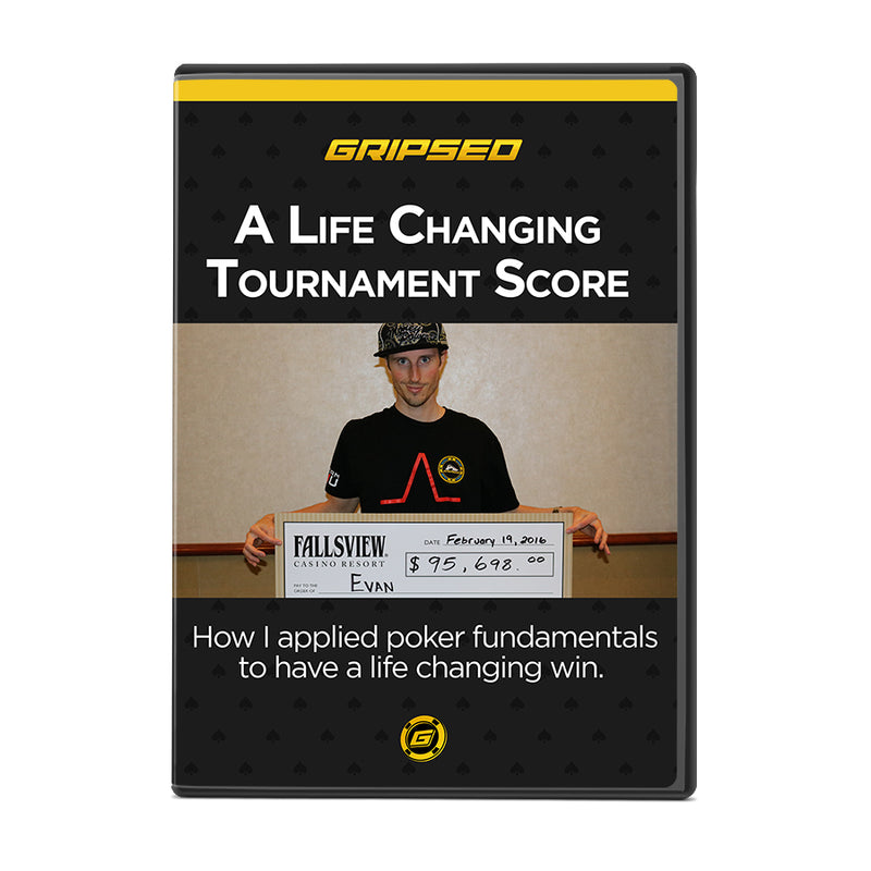 A Life Changing Tournament Score