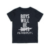 Boys will be feminists shirt