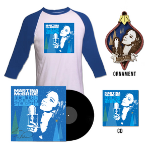 """It's The Holiday Season"" Autographed Bundle"
