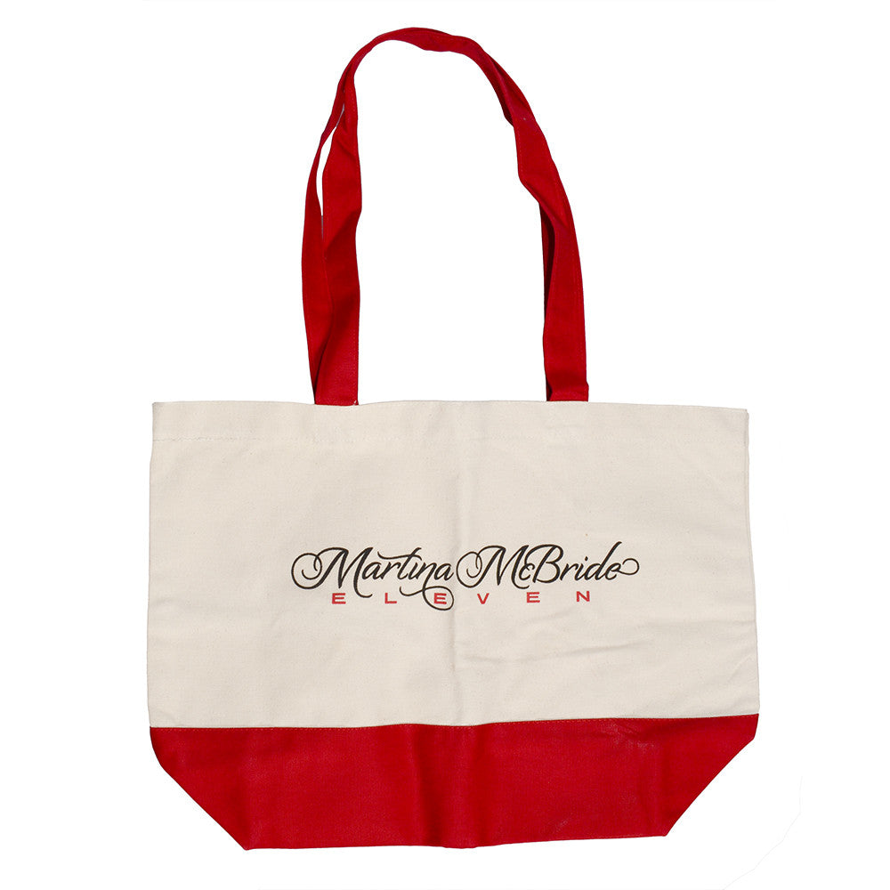 Eleven Canvas Tote Bag