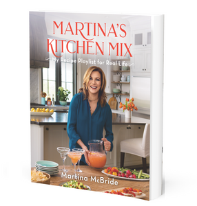 Martina's Kitchen Mix: My Recipe Playlist for Real Life Cookbook
