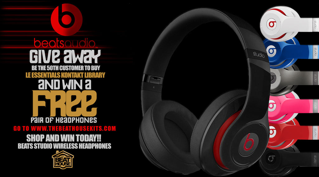 FREE BEATS BY DRE HEADPHONES