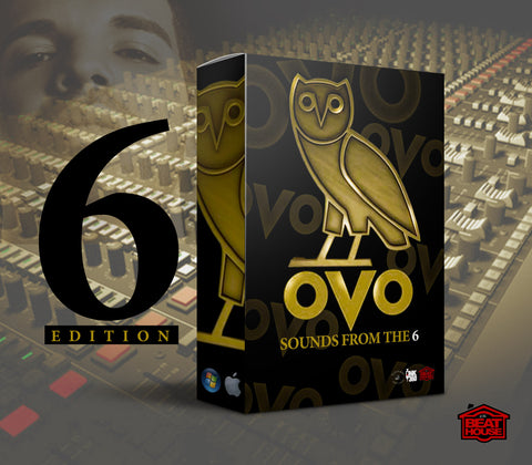 OVO Sounds From The 6 Drum Kit