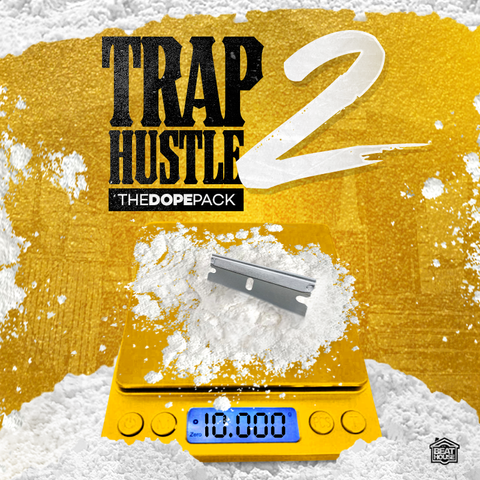 Trap Hustle 2 (The Dope Pack) Drum Kit
