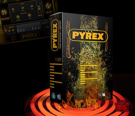 The Pyrex [Kontakt Library]