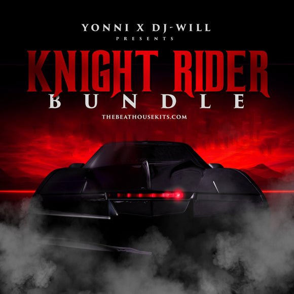Knight Rider Bundle With Super Producer Yonni & DJ-WILL