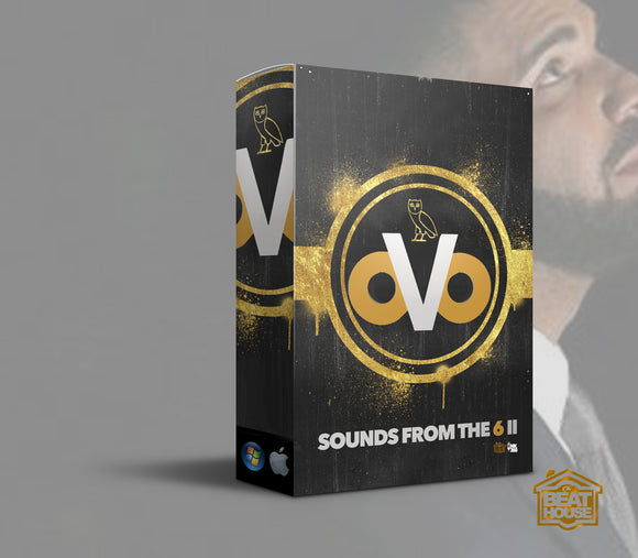 OVO Sounds From The 6 II Drum Kit