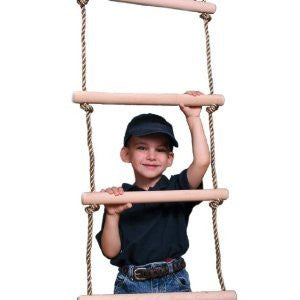 Original Toy Company 6 Foot Rope Ladder