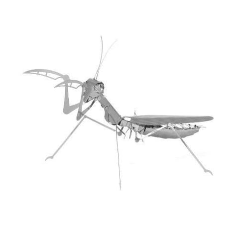Metal Earth 3D Laser Cut Model - Praying Mantis