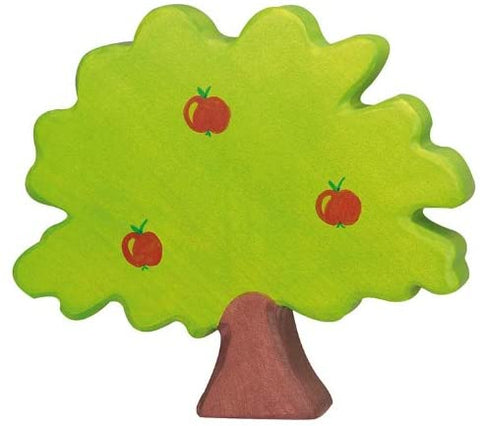 Holztiger Apple Tree Toy Figure