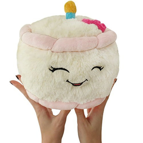 Squishable / Mini Squishable Birthday Cake - 7""