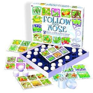 SentoSphere - Follow Your Nose Guess the Scents Game