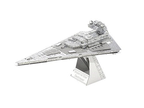 Metal Earth 3D Metal Model Kits - Star Wars Imperial Star Destroyer (2 Sheets)