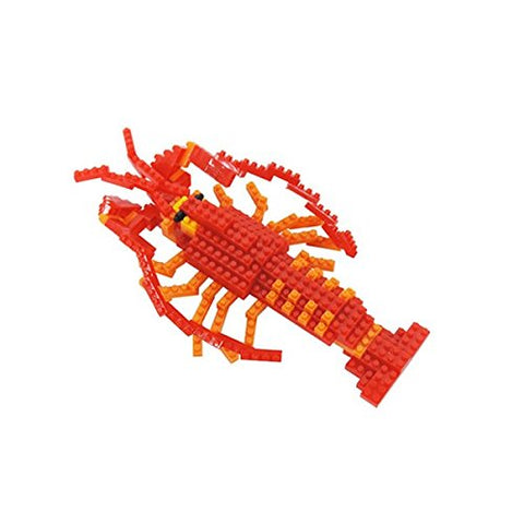 TICO Mini Building Bricks - Lobster (159 Pieces)