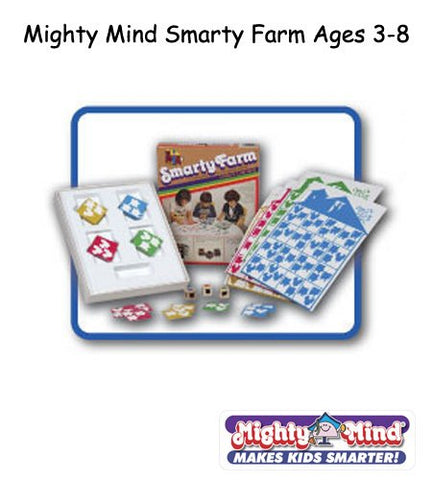 Mighty Mind Learning Game - Smarty Farm