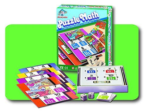 Leisure Learning Mighty Mind Puzzle Math Ages 4-8