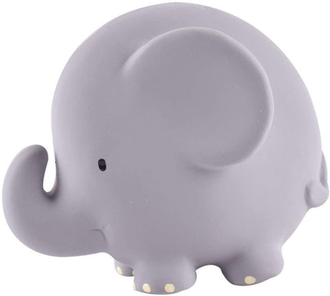 Tikiri My First Safari Natural Rubber Rattle - Elephant