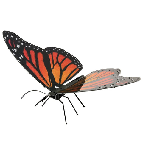 Metal Earth Monarch Butterfly 3D Metal Model Kit