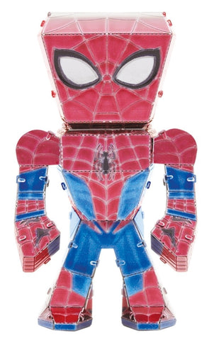 Metal Earth 3D Metal Model Kit - Marvel Spider-Man
