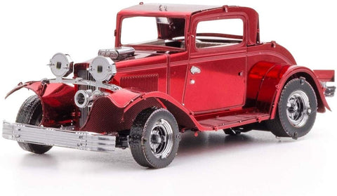 Fascinations Metal Earth 1932 Ford Coupe 3D Metal Model Kit