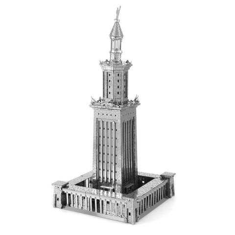 Metal Earth ICONX Lighthouse of Alexandria 3D Metal Model