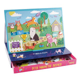 Floss & Rock Magnetic Scenes Playset - Pets