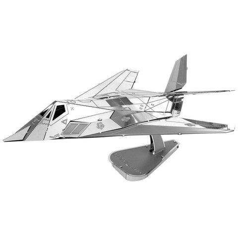 Fascinations Metal Earth F-117 Nighthawk 3D Metal Model Kit