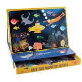 Floss & Rock Magnetic Scenes Playset - Deep Sea