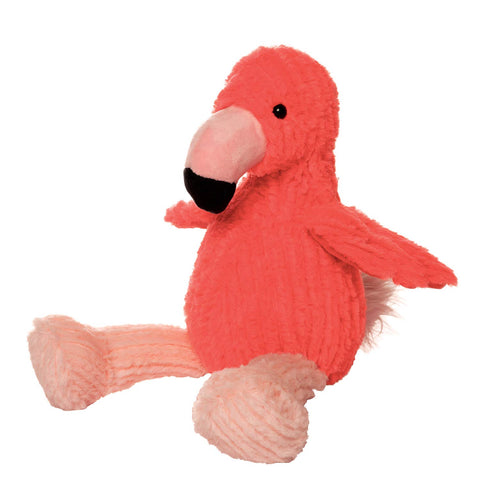 "Manhattan Toy Adorables 8"" Stuffed Animal - Cora Flamingo"