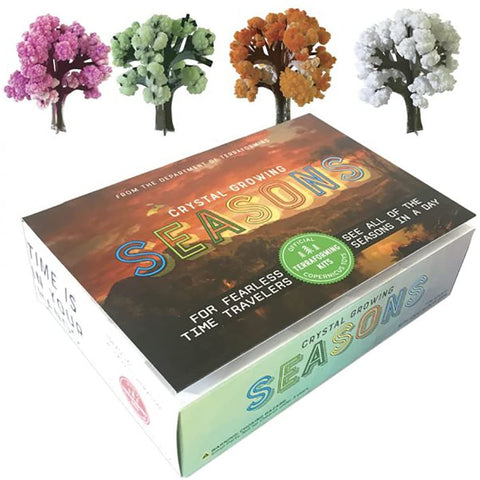 Copernicus Terraforming Crystal Growing Kit - Seasons