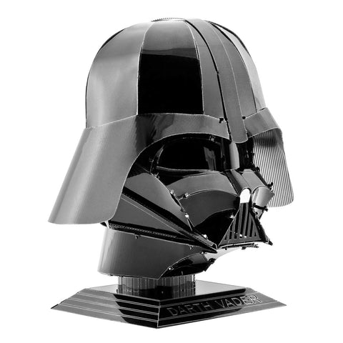 Fascinations Metal Earth Star Wars Darth Vader Helmet 3D Metal Model Kit