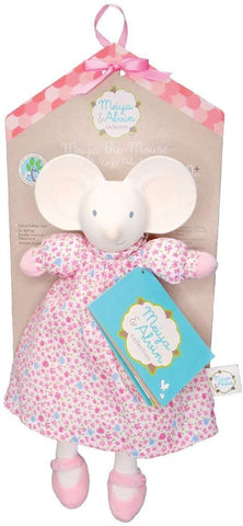 Tikiri Meiya The Mouse Soft Flat Toy with Rubber Head