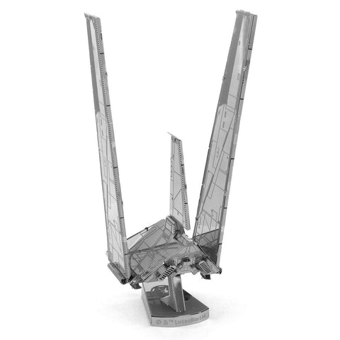 Fascinations Metal Earth Star Wars Rogue One Krennic's Imperial Shuttle 3D Metal Model Kit