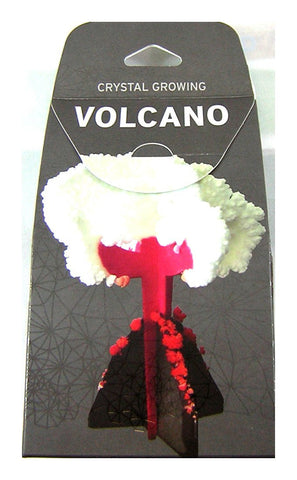 Crystal Growing Volcano Kit