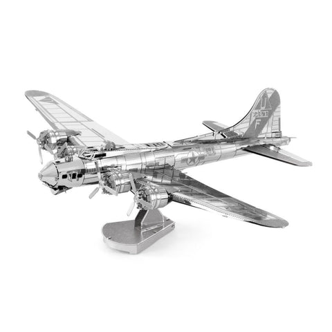 Fascinations Metal Earth 3D Laser Cut Model - B-17 Flying Fortress