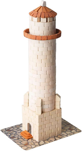 Wise Elk Mini Bricks Reusable Toy Construction Set - Gate Tower (Watch Tower)