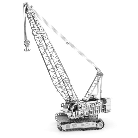 Fascinations Metal Earth 3D Laser Cut Model - Crawler Crane