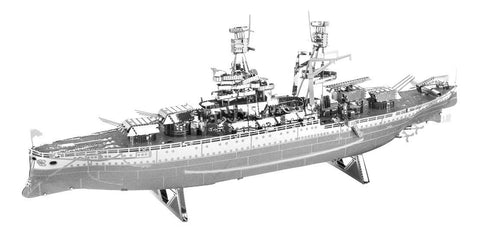Fascinations Metal Earth 3D Laser Cut Model - USS Arizona