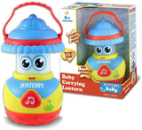 Bontempi Baby Light and Music Toy - Baby Carrying Lantern