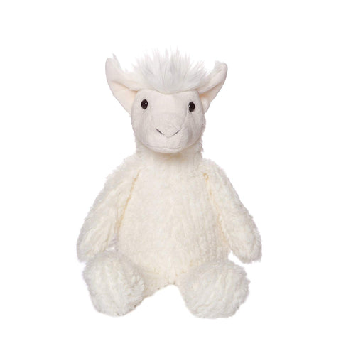 "Manhattan Toy Adorables Stuffed 9"" Animal - Opal Llama"