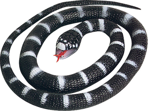 Rubber Snake - California King - 26""