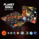 Copernicus Board Game - Planet Doku - Sudoku In Space