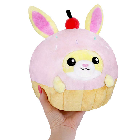 Squishable / Undercover Bunny in Cupcake - 7""