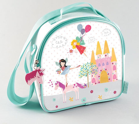 Floss & Rock Lunch Bag with Detatchable Strap - Fairy Unicorn