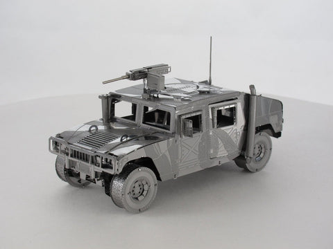 Iconx 3D Metal Model Kit - Humvee - Two Sheets