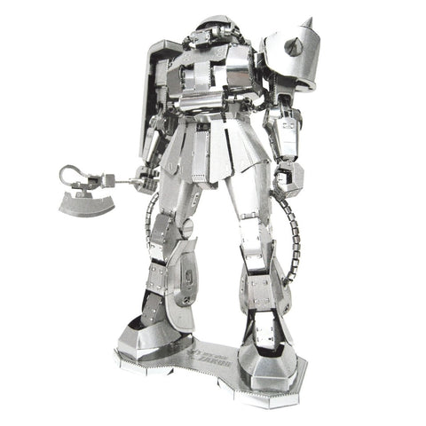 Fascinations ICONX MS-06 Zaku II 3D Metal Model Kit