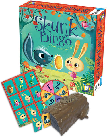 Skunk Bingo Board Game