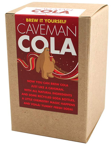 Copernicus Toys - Brew it Yourself Kit - Caveman Cola